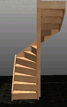 Trap maten past deze trap in mijn trapgat sparing for Goedkope spiltrap
