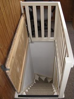 Foto 39 s en filmpjes van doe het zelf trappen for Trap plaatsen naar zolder