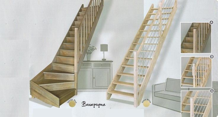 Vaak Houten doe het zelf trappen en Bouwpakkettrappen van hout @SD53